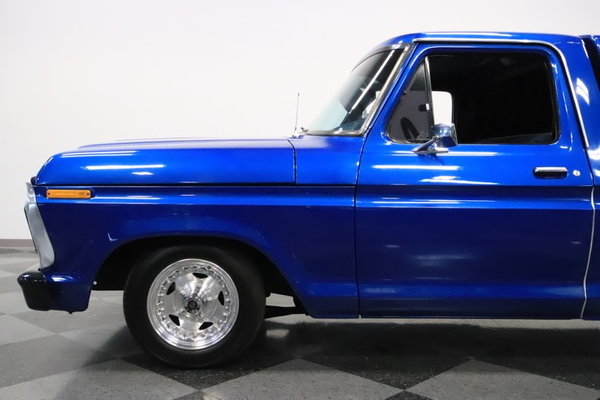 1976 Ford F-150 Custom  for Sale $17,995