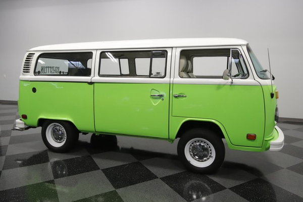 1977 Volkswagen Type 2 Bus  for Sale $26,995