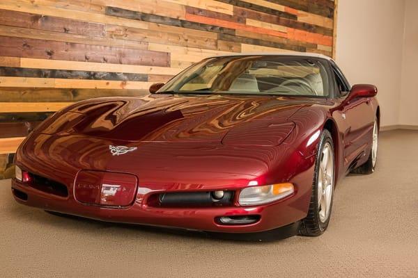 2003 CHEVROLET CORVETTE  for Sale $32,495