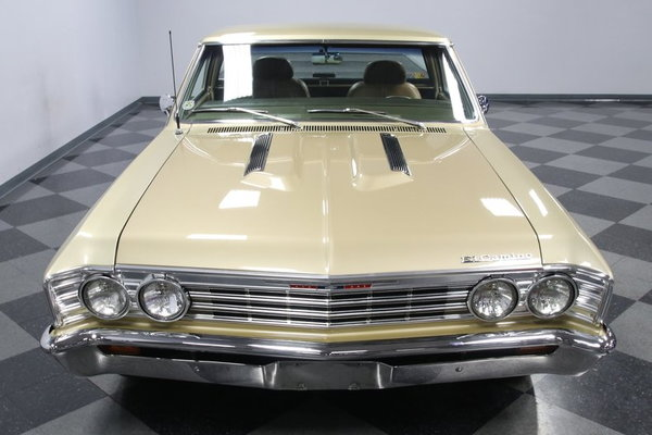 1967 Chevrolet El Camino  for Sale $26,995