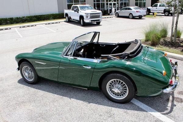 1966 Austin-Healey BJ8  for Sale $68,500