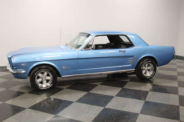 1966 Ford Mustang  for Sale $23,995