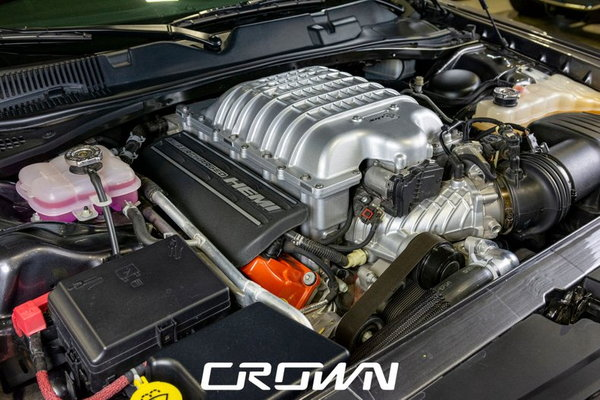 2016 Dodge Challenger SRT Hellcat  for Sale $52,929