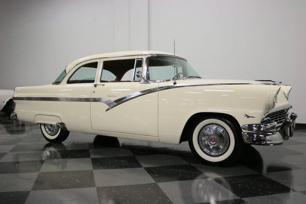 1956 Ford Fairlane Club Sedan  for Sale $31,995