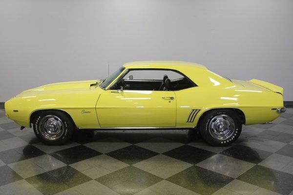 1969 Chevrolet Camaro ZL1 Tribute  for Sale $109,995