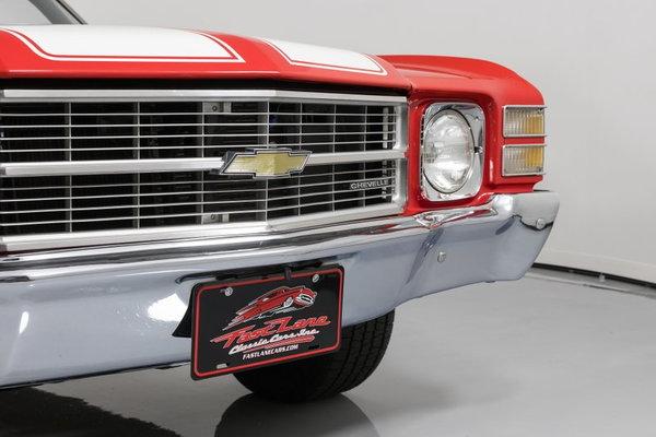 1971 Chevrolet Malibu  for Sale $38,995