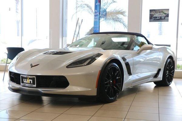 2017 Chevrolet Corvette  for Sale $79,995