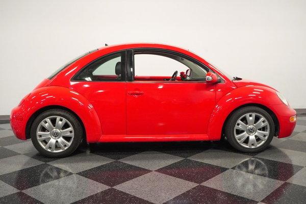 2003 Volkswagen New Beetle GLS Turbo  for Sale $8,995