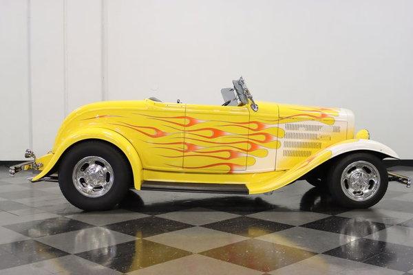 1932 Ford Roadster Streetrod  for Sale $46,995