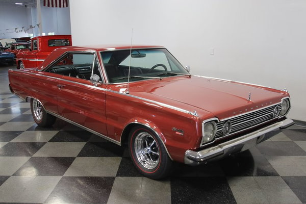 1966 Plymouth Satellite  for Sale $43,995