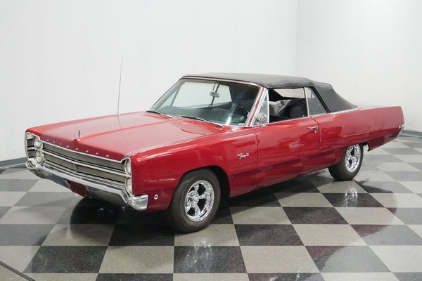1967 Plymouth Fury III  for Sale $23,995