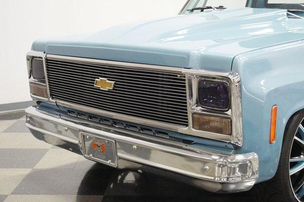 1976 Chevrolet C10  for Sale $21,995