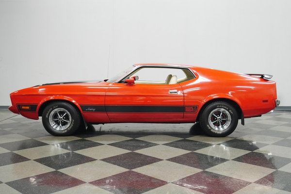 1973 Ford Mustang Mach 1  for Sale $33,995