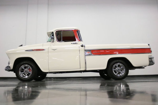 1957 Chevrolet Cameo 3124 Restomod  for Sale $57,995