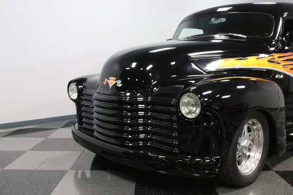 1954 GMC Panel Delivery Streetrod  for Sale $39,995