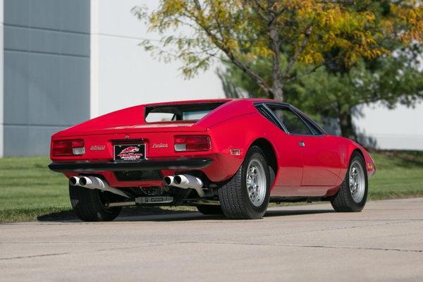 1973 De Tomaso Pantera  for Sale $94,995
