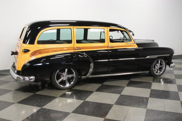 1952 Chevrolet Tin Woody Wagon  for Sale $73,995