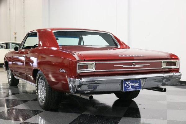 1966 Chevrolet Chevelle Malibu  for Sale $34,995