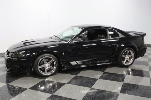 2002 Ford Mustang Saleen S281 SC  for Sale $22,995
