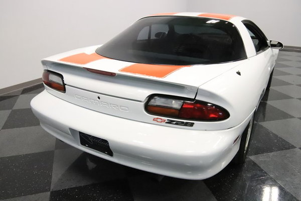1997 Chevrolet Camaro Z28 30TH Anniversary Edition  for Sale $8,995