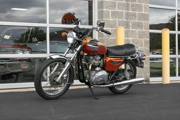 1979 Triumph Bonneville 750  for Sale $8,995