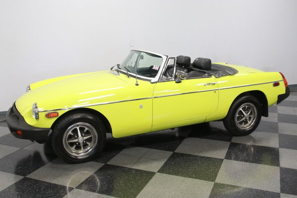 1975 MG MGB  for Sale $10,995