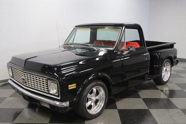 1972 Chevrolet C10 Stepside  for Sale $44,995
