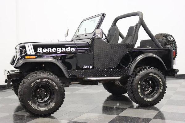 1982 Jeep CJ5  for Sale $24,995