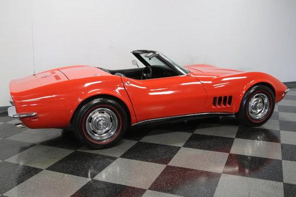 1968 Chevrolet Corvette Convertible  for Sale $31,995