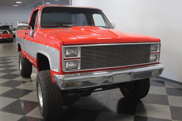 1982 Chevrolet K10 4x4  for Sale $27,995