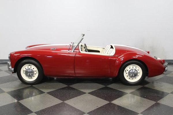 1958 MG MGA 1500  for Sale $23,995