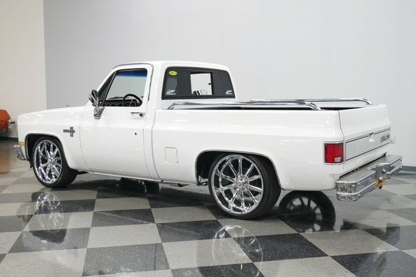 1984 Chevrolet C10 Silverado  for Sale $22,995