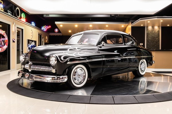 1949 Mercury Coupe Lead Sled  for Sale $84,900