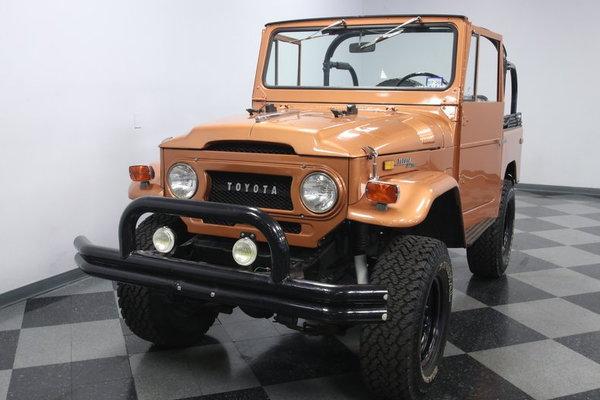 1971 Toyota FJ40 Land Cruiser  for Sale $31,995