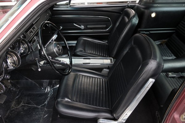 1967 Ford Mustang GT S-Code  for Sale $72,995