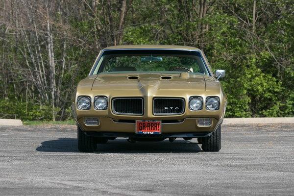 1970 Pontiac GTO  for Sale $59,995