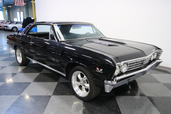 1966 Chevrolet Chevelle SS  for Sale $44,995