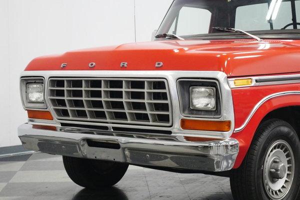 1979 Ford F-100 Ranger  for Sale $16,995