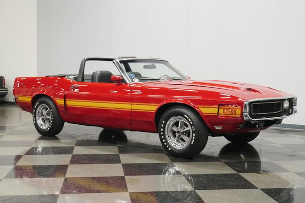 1969 Ford Mustang Shelby GT500  for Sale $229,995