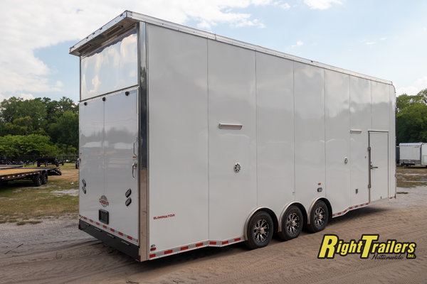 2021 8.5X30 Cargo Mate Race Trailer
