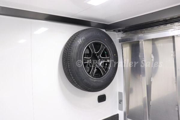 24' inTech Aluminum Race Car Trailer - 11554