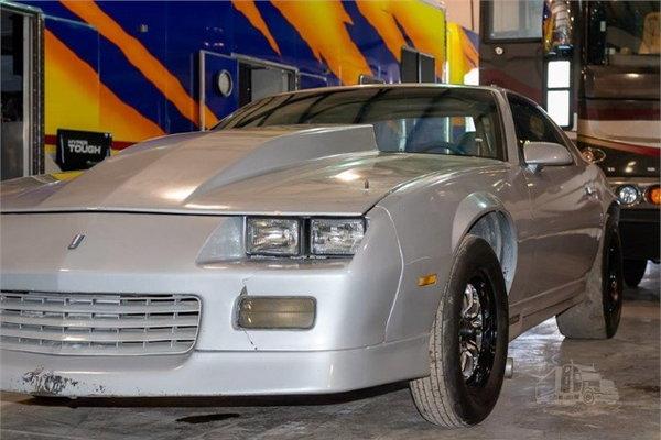 1989 CHEVROLET CAMARO  for Sale $9,000