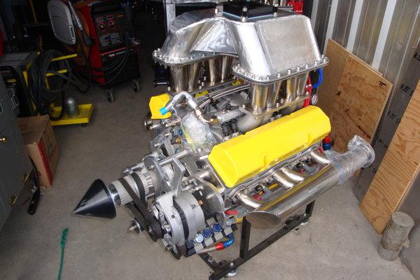 440 c.i. aluminum s.b.  for Sale $14,000