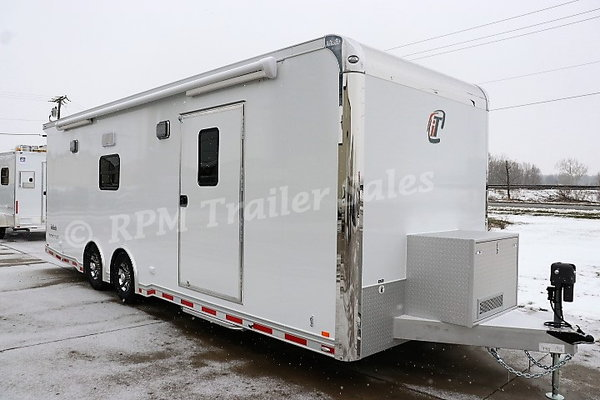 26' inTech Aluminum Trailer with Bathroom Package - 11620