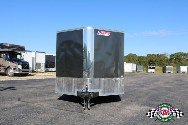 2021 Pace 22' Cargo Sport Bull Nose Car Hauler #D71763