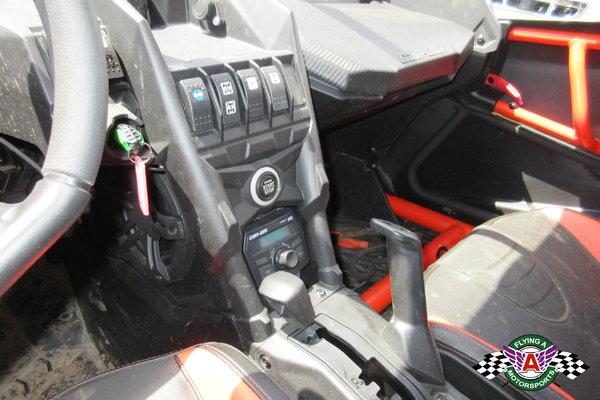 2017 Can-Am Maverick X3 Turbo 1000
