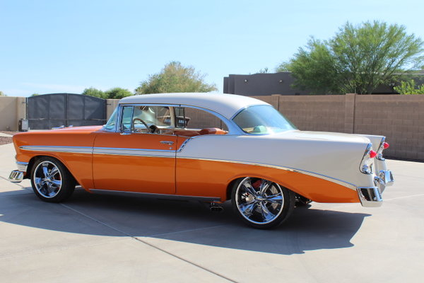 1956 Chevrolet Bel Air  for Sale $90,000