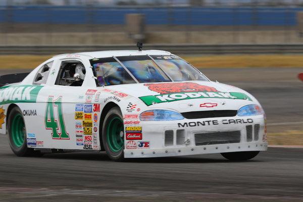NASCAR 2 Seat Speedway Car  for Sale $25,000