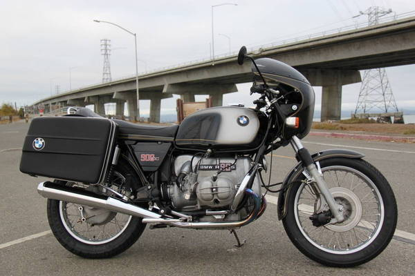 1974 BMW R90S   for Sale $9,000