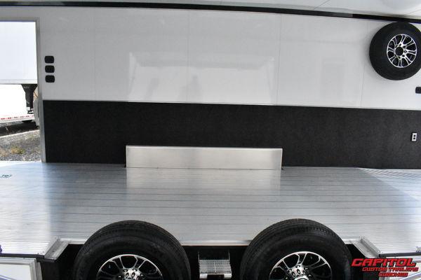 2021 inTech 28' All Aluminum Car Hauler